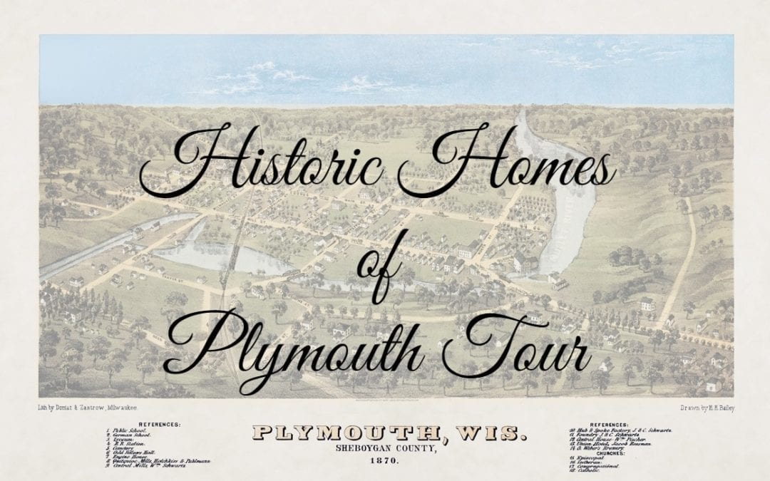 CANCELED – Historic Homes of Plymouth Tour