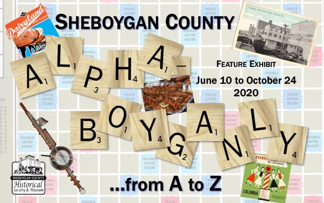 Alphaboyganly: Sheboygan County from A to Z