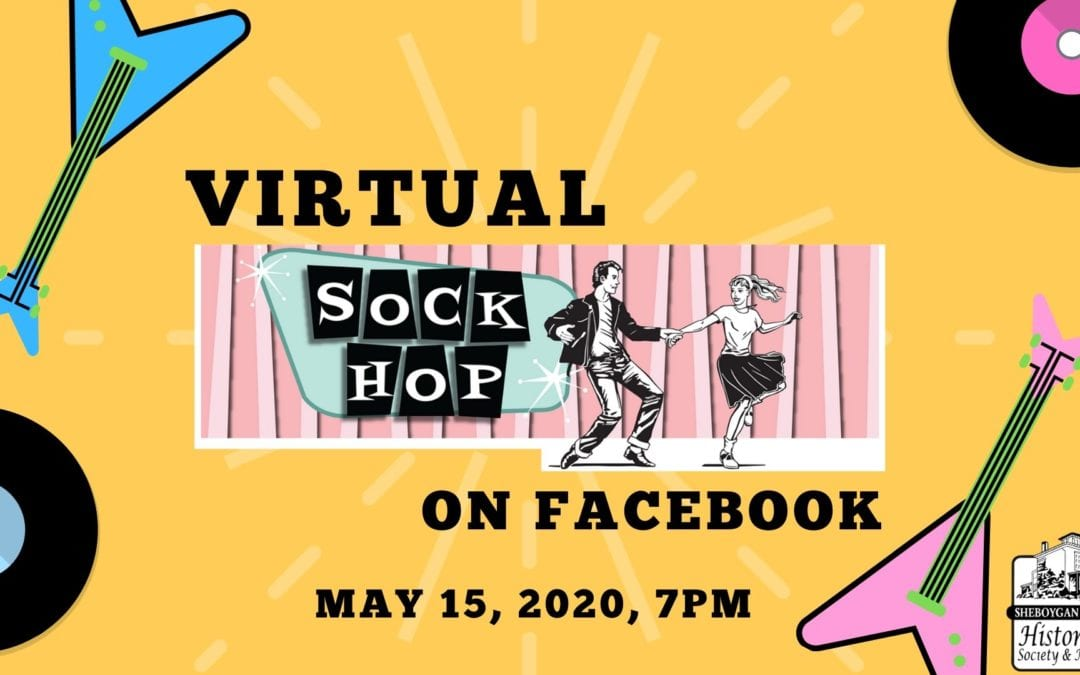 Virtual 1950's Sock Hop on Facebook
