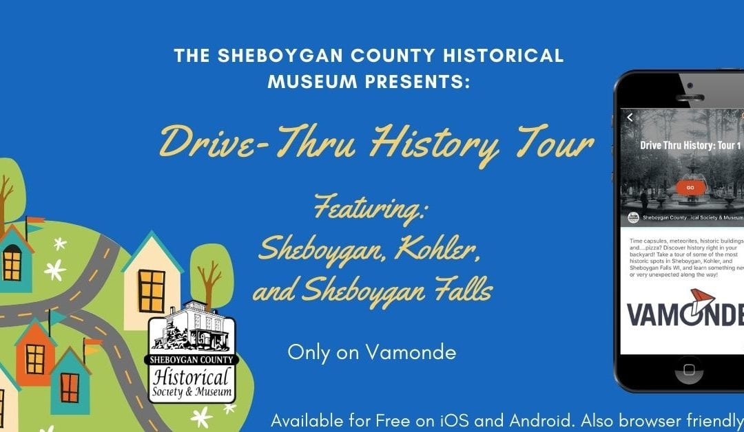 Drive-Thru History Tour: Vamonde App