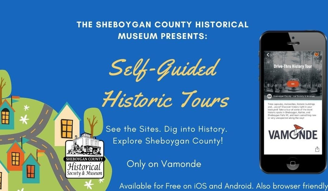 Self-Guided Historic Tours on the Vamonde App