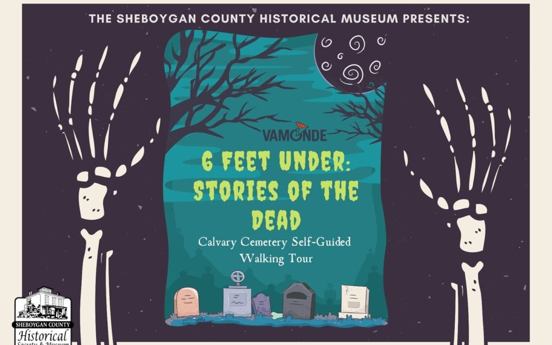 6 Feet Under: Stories of the Dead – Vamonde App