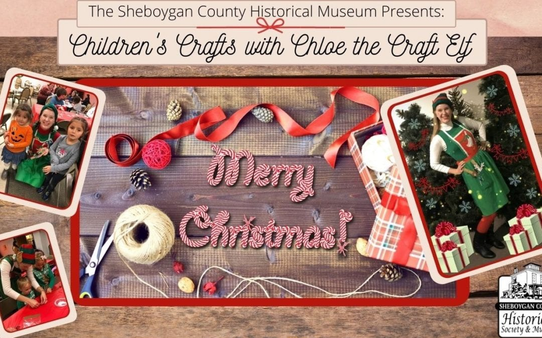 Virtual Children's Crafts with Chloe the Craft Elf