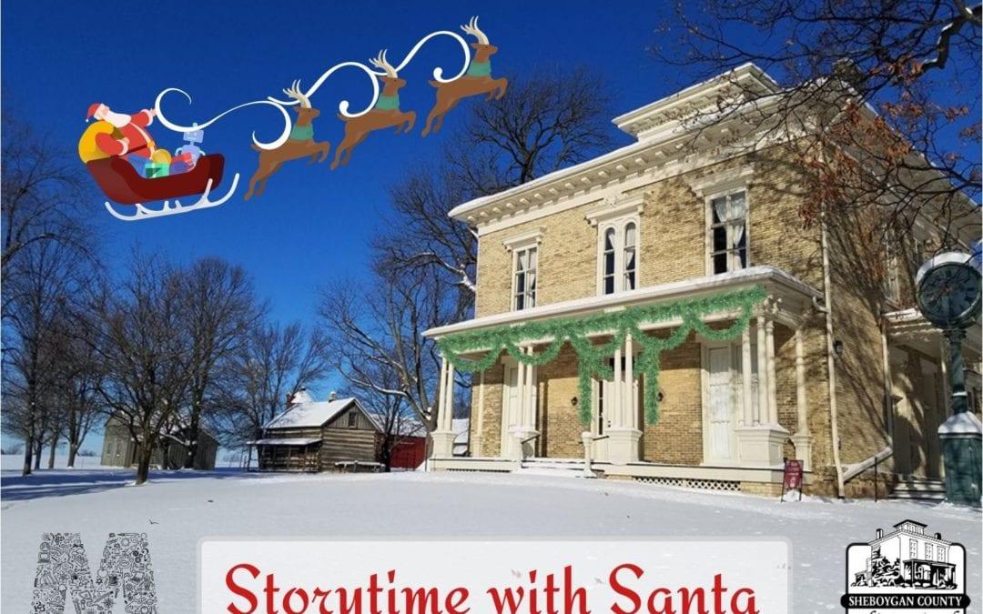 Virtual Storytime with Santa