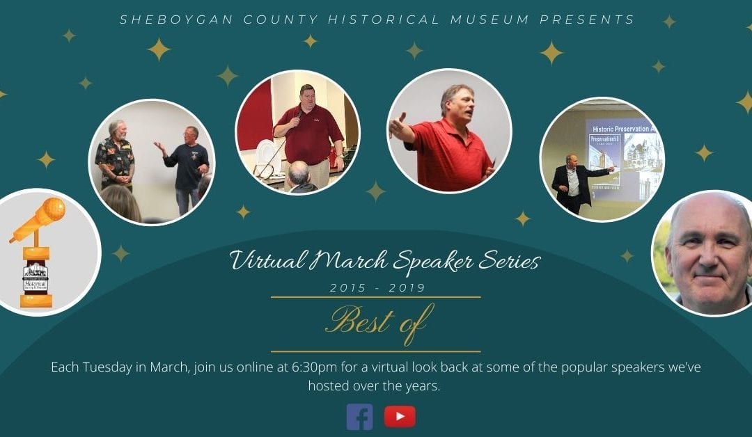 Virtual March Speaker Series