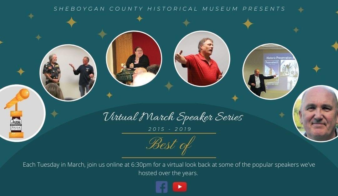 Virtual March Speaker Series