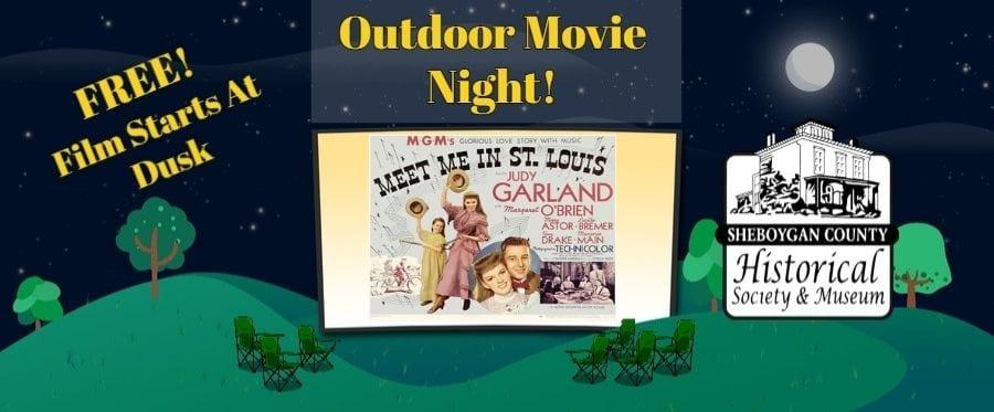 "Outdoor Movie Night – ""Meet Me in St. Louis"" (1944)"