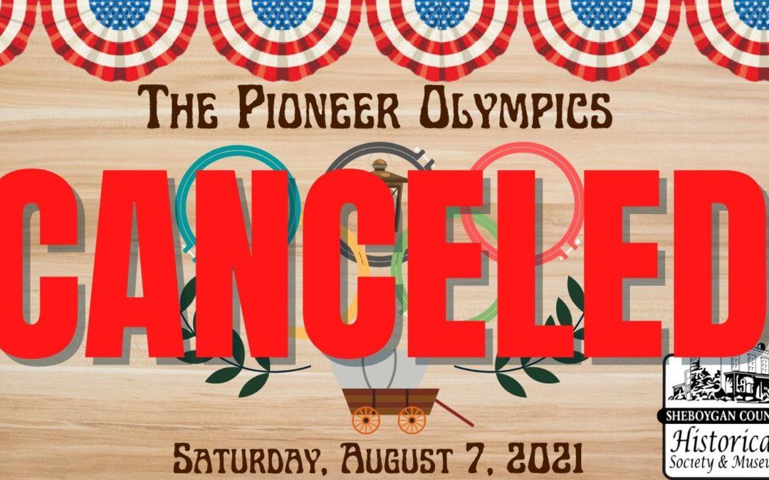 The Pioneer Olympics and Mini Lantern Parade – CANCELED
