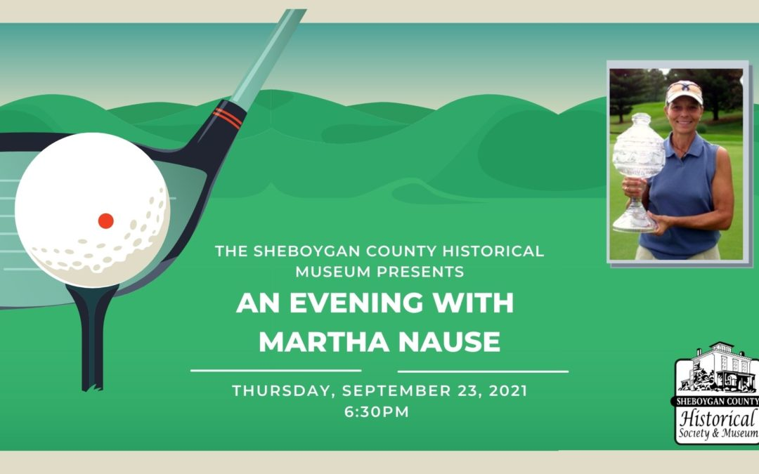 An Evening with Martha Nause